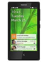 Nokia X (Dual SIM, Black)