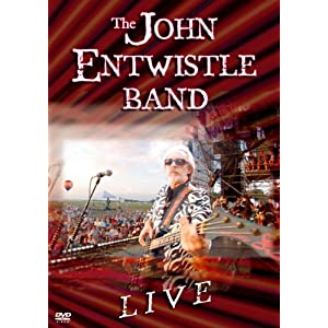 The John Entwistle Band Live