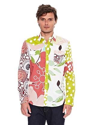 Desigual Camisa Blis Rep (Multicolor)