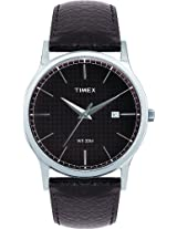 Timex Classics Analog Brown Dial Men's Watch - TI000R40200