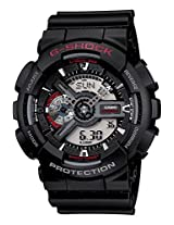 CASIO G SHOCK GA 110 1ADR(G316)