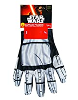 Star Wars: The Force Awakens Captain Phasma Adult Costume Gloves