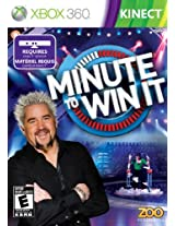 Minute to Win It Kinect (Xbox 360)