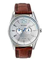 Titan Octane Analog Silver Dial Men's Watch 9322SL05 - NC9322SL05J