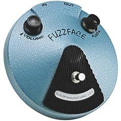 Dunlop J.Hendrix Fuzz Face JH-F1