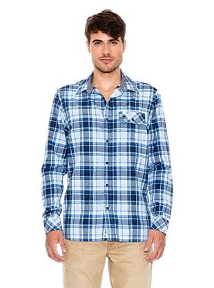 Timberland Camisa (Azul)