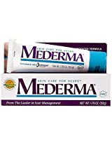Mederma 1.76 Oz. (50G) Tube New & Improved Scar Management