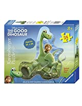 Ravensburger The Good Dinosaur: Arlo & Spot Shaped Floor Puzzle (24 Piece)