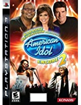 Karaoke Revolution Presents American Idol Encore 2 - Game Only (PS3)