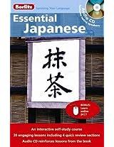 Berlitz Language: Essential Japanese (Berlitz Essential)