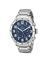 Tommy Hilfiger Analogue Blue Dial Men's Watch - TH1791053J