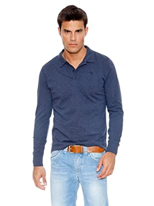 Pepe Jeans London Polo Russell (Azul)