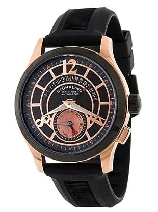 STÜRLING ORIGINAL 247.3324B61 - Reloj de Caballero movimiento automático con correa de silicona