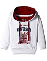 Gini & Jony Baby Boys' Jumpers (121072688965 1203_White_9-12 months)