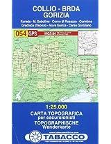 Collio 054 GPS Brda - Gorizia 2011: TAB.054