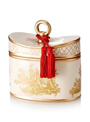 Seda France 20-Oz. Berries Rouge Ceramic Candle