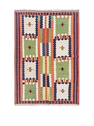 NAVAEI & CO. Teppich mehrfarbig 203 x 155 cm