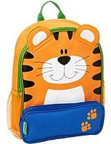 Stephen Joseph Tiger Sidekicks Backpack, Multi Color
