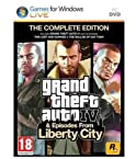 GTA Grand Theft Auto IV 4 & and Episodes from Liberty City Complete Edition (PC Game)