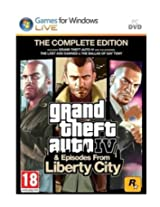 GTA Grand Theft Auto 4 & Episodes from Liberty City (PC)
