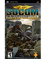 Socom: U.S Navy Seals Fireteam Bravo 2 (Sony PSP)