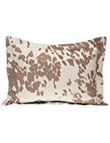 Sweet Potato Happy Trails Sham, Tan/Cream, Large