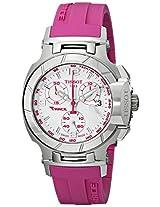Tissot Analog White Dial Women's Watch - T048.217.17.017.01