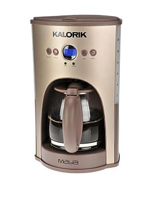 Kalorik 1000-Watt 12-Cup Programmable Coffeemaker (Maya)