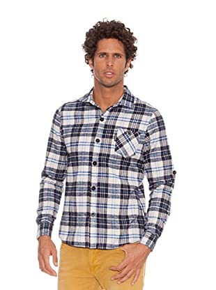 Converse Camisa D-Barth (Azul)