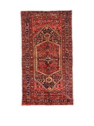 L'Eden del Tappeto Teppich Zanjan rot/mehrfarbig 271t x t145 cm