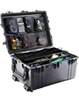 Pelican 1639 Lid Organizer for 1630 Case, Black