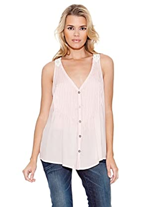 Guess Bluse Anders (Rosé)