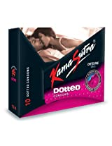 KamaSutra Dotted - 10 Condoms