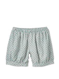 Stun Girl's Bubble Shorts (Teal/Mist)
