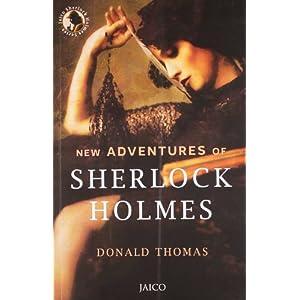 New Adventures of Sherlock Holmes (Jaico Sherlock Holmes)