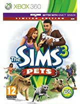 The Sims 3: Pets Kinect (Xbox 360)