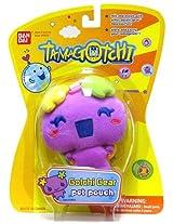 Gotchi Gear: Pet Pouch - Violetchi & Lanyard