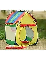 Cartoon Lovely Kids Children Potable Foldable Outdoor Indoor Pop up Play Tent Game House Playhut Pop
