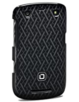 Dicota America llc  Black Hard Cover for Blackberry Curve 9350/60 (D30325)