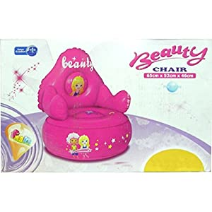 Toyzone TOY_0157 Inflatable Chair-Pink