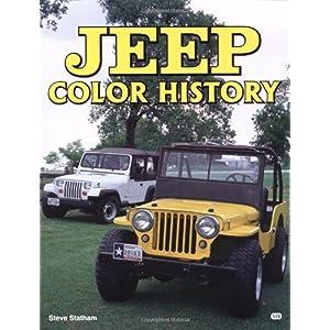 【クリックでお店のこの商品のページへ】Jeep Color History [ペーパーバック]