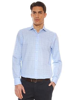 Hackett Camisa Sport (Celeste)