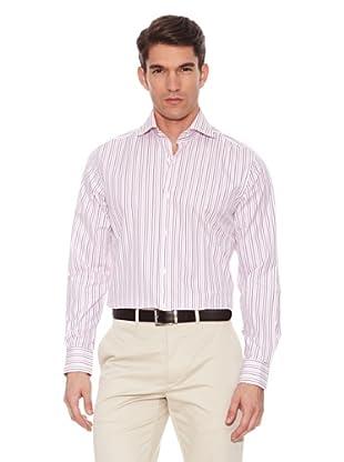 Hackett Camisa Rayas Multicolor 39