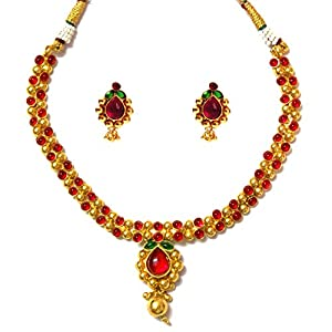 Daamak Jewellery Kemp Necklace