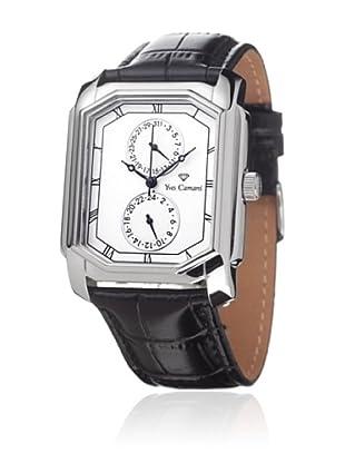 Yves Camani Reloj Grandiose Negro / Plata