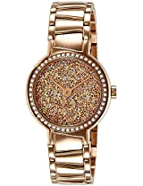 Esprit Analog (ROSE GOLD) Dial Women's Watch - ES107642002