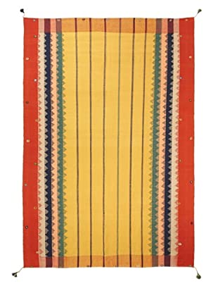 Flatweave Geo Stripes, 8' x 10'