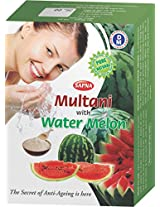 Sapna Multani mitti with watermelon powder 5X100gm