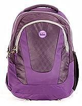 TLC Speck Purple Laptop 14.1 inch Backpack Bag