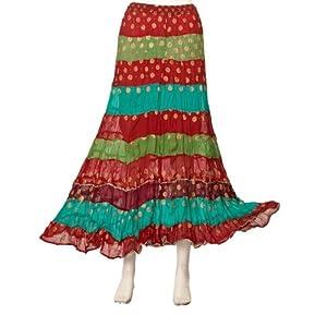 Jaipuri Bandhej Skirt.jpg